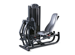 Dual System Horizontal Leg Press